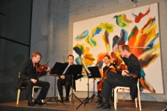 Acies Quartett 2014