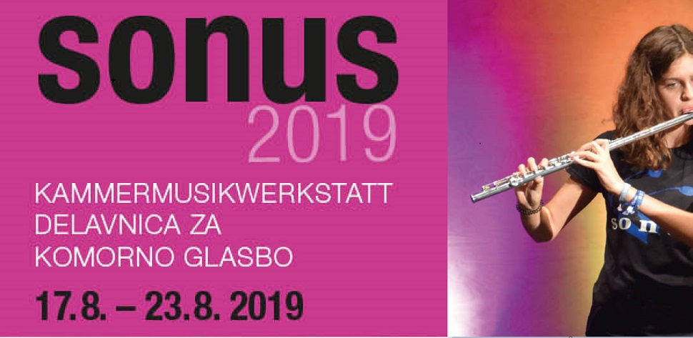 SONUS PROGRAMM UND FOLDER 2019 | SONUS PROGRAM IN FOLDER 2019